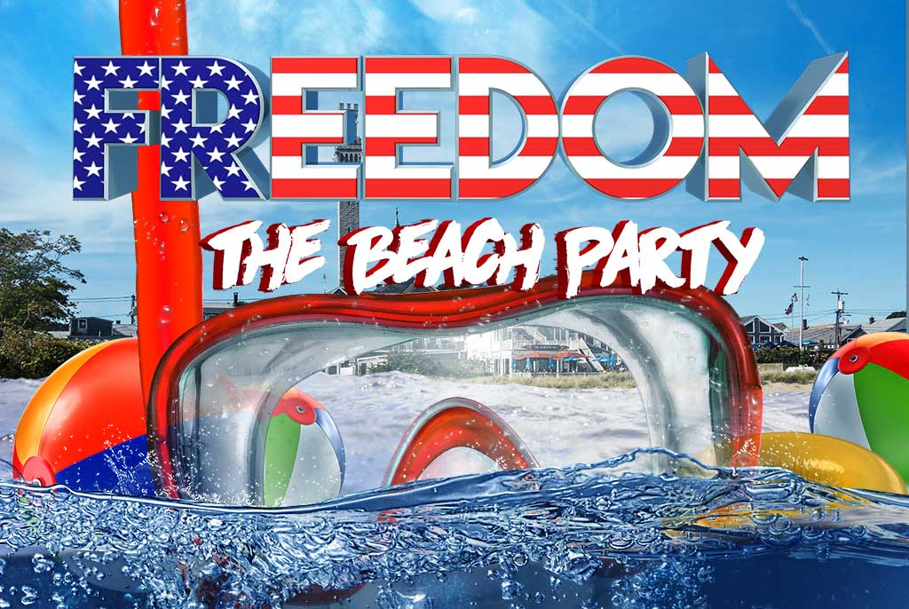 Freedom Beach Party